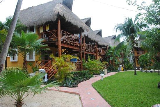 Mahekal Beach Resort: Rum