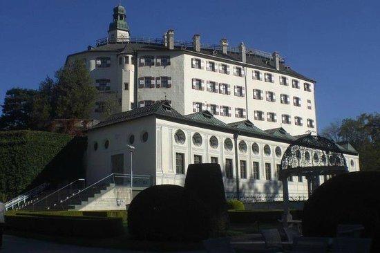 Tyrolis Hotel: Schloss Ambrass