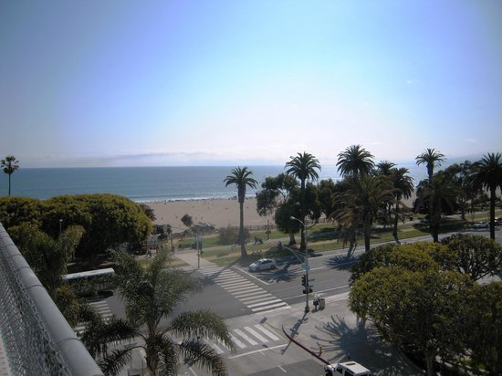 Hotel Shangri-La Santa Monica: vista dell'oceano