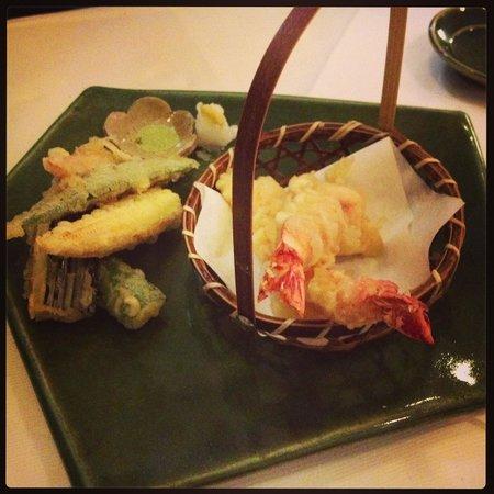 Toshi: tempura