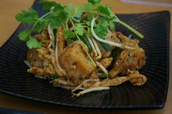 Wok Mee Noodle House: Fried Parsnip Cake