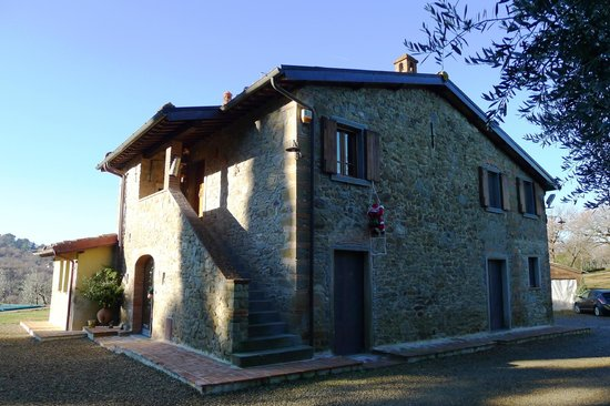 B&B Poggio del Drago: Outside View