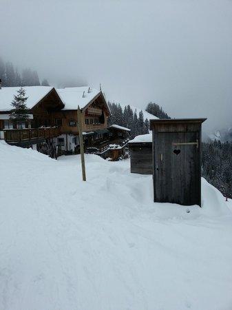 Gasthof Melkalm Kitzbühel: Berggasthof
