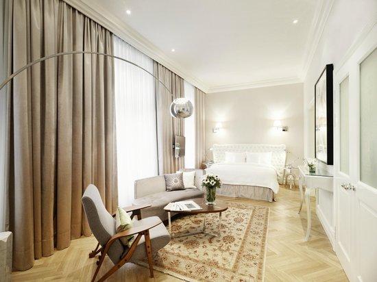 Hotel Sans Souci Wien: Junior Suite