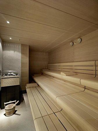 Hotel Sans Souci Wien : Sauna