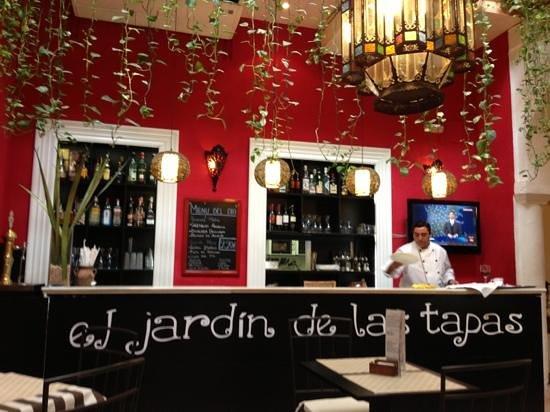 El Rey Moro Hotel Boutique Sevilla: restaurante del hotel