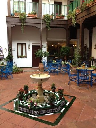 El Rey Moro Hotel Boutique Sevilla: patio