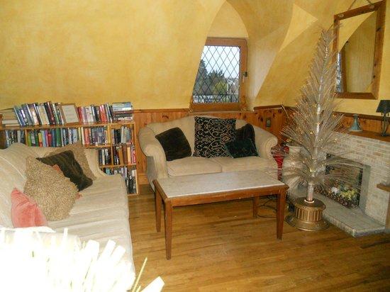 Glenshandan Lodge: salle de repos