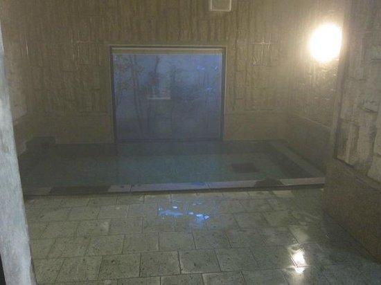 Hotel Route Inn Nakatsugawa Inter : 大浴場の様子