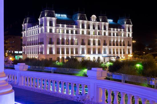Gran hotel sardinero santander cantabria opiniones for Listado hoteles 5 estrellas madrid