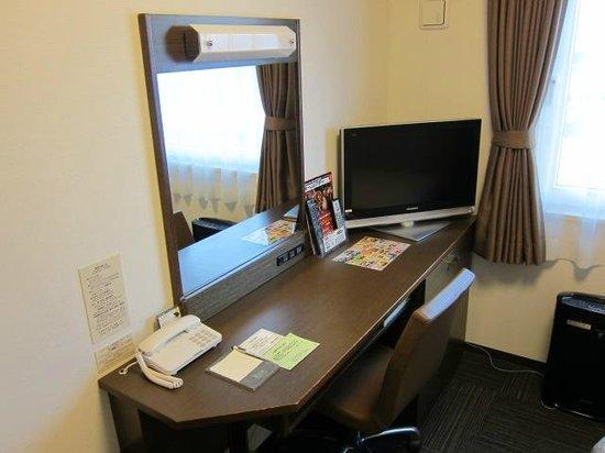 Hotel Route Inn Ina Inter: ビジネス机