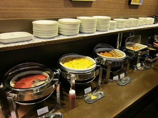 Hotel Route Inn Ina Inter: 朝食