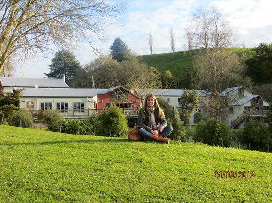 Waitomo Top 10 Holiday Park: parque