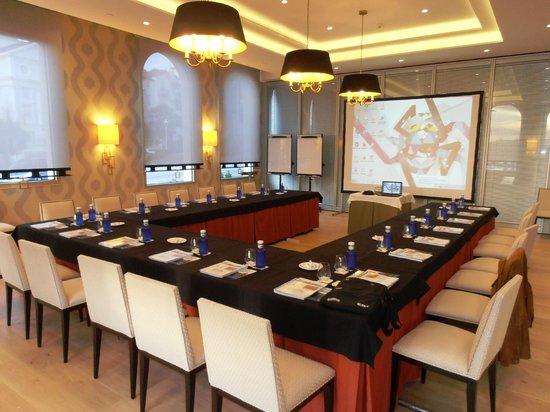 Gran Hotel Sardinero : Sala de reunión