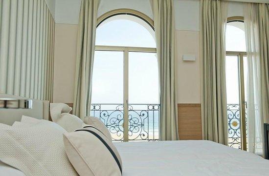 Gran Hotel Sardinero: Habitación con Vistas al Mar