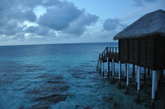 Coco Bodu Hithi: VIEW FROM EW VILLA