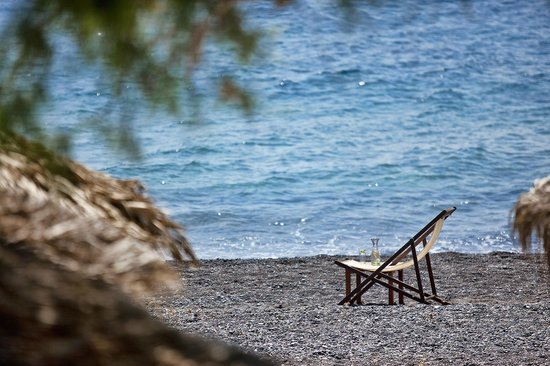 Alesahne Beach Hotel: Sea View