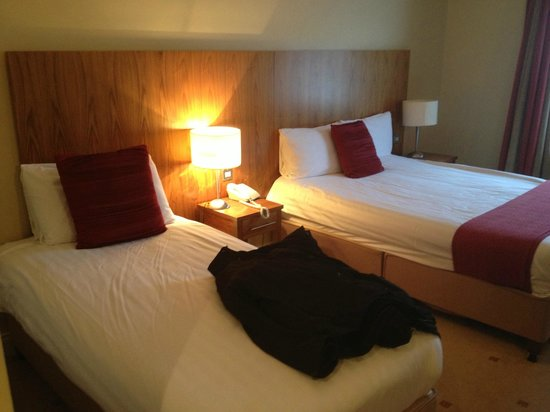 Auburn Lodge Hotel & Leisure Centre : my bedroom