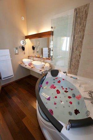 Hôte Des Portes - Ile de Ré : IT-ROOM - Salle de bains