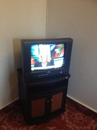 Laos Haven Hotel: TV