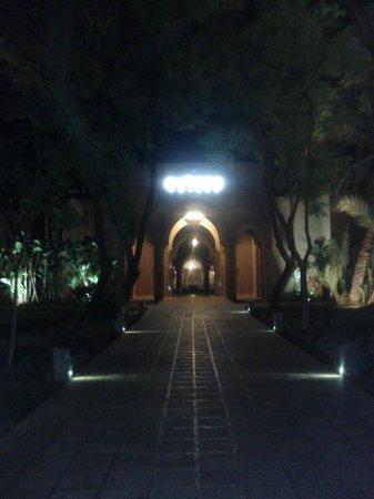 Pullman Marrakech Palmeraie Resort and Spa: Entree