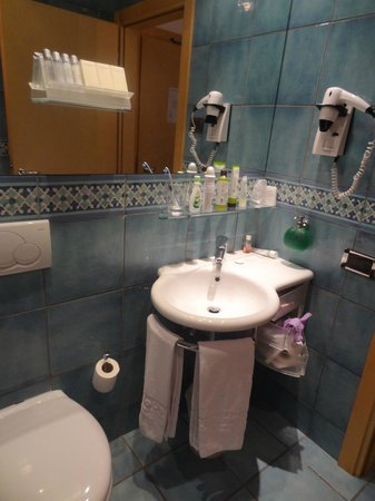Hotel Club House : Ванная
