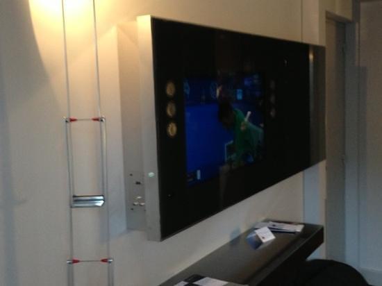 Le Meridien Etoile: tv modernissime con canali internazionali