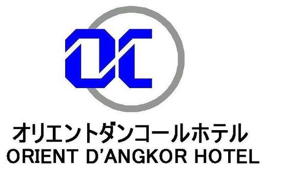 Orient D'Angkor Hotel: Hotel Logo