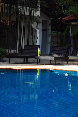 Orient D'Angkor Hotel: Swimming Pool