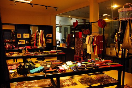 Orient D'Angkor Hotel: Orient Shop
