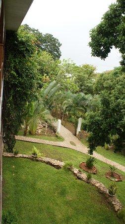 The Colibri Hill Resort : Vista desde el tercer piso