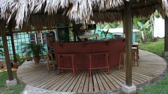 The Colibri Hill Resort : Bar