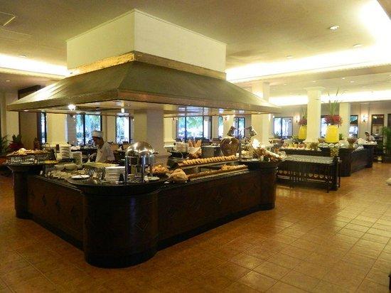 Sofitel Krabi Phokeethra Golf & Spa Resort: The Breakfast