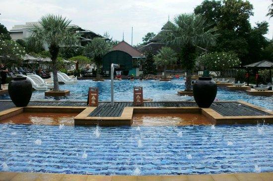 Marriott's Mai Khao Beach - Phuket: Poolbereich