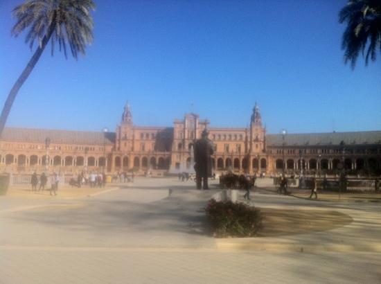 NH Collection Sevilla: María Luiza Park & Plaza España