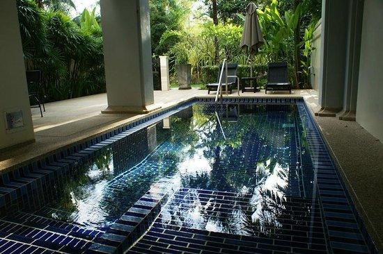 Marriott's Mai Khao Beach - Phuket: Privatpool