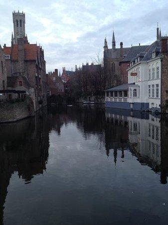 Ibis Brugge Centrum: beautiful Bruges