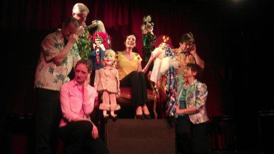 Theater Fauteuil:                   Das Pfyfferli 2013