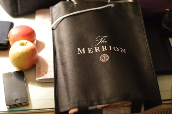 The Merrion Hotel: branding