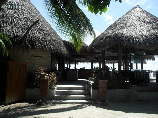Baros Maldives : Cayenne restaurant