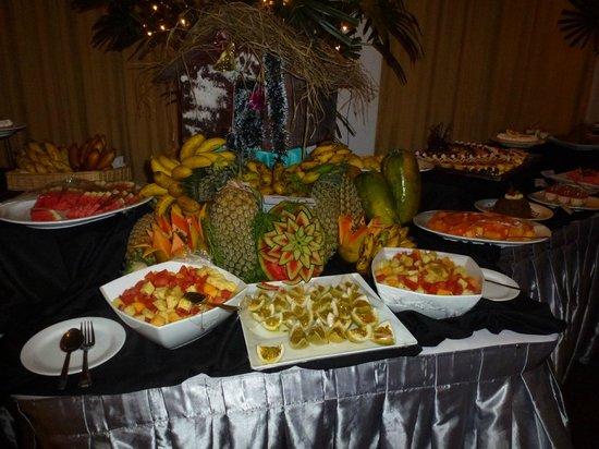 new year gala buffet at hikkaduwa beach hotel