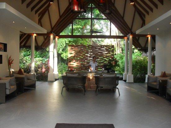 باروس جزر المالديف: the Spa 