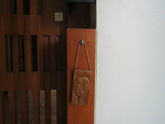 Anantara Chiang Mai Resort: Our front door, yes we had a our porch