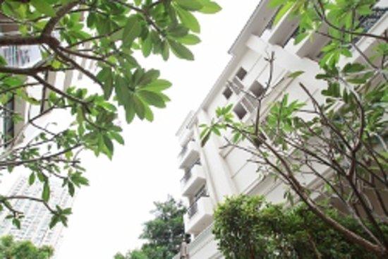 Asoke Residence Sukhumvit: Exterior