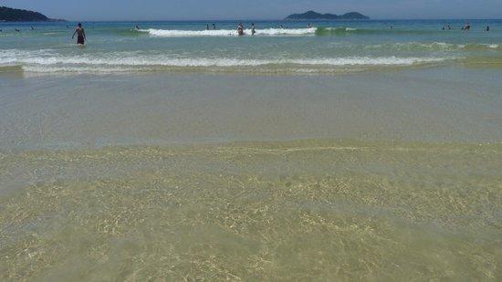 Lopes Mendes Beach: un verdadero paraiso