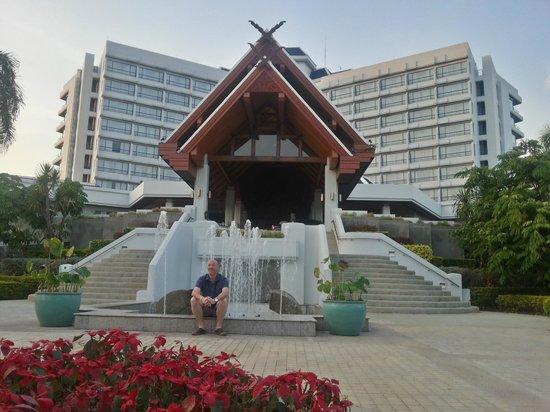 Dusit D2 Chiang Mai: Front view
