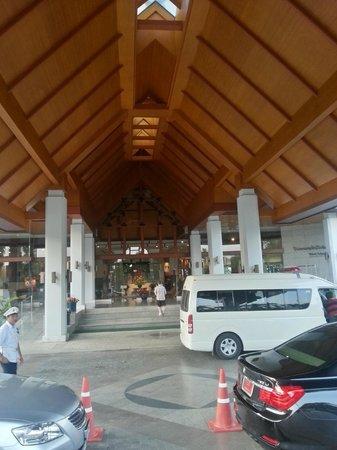 Dusit D2 Chiang Mai: Entrance