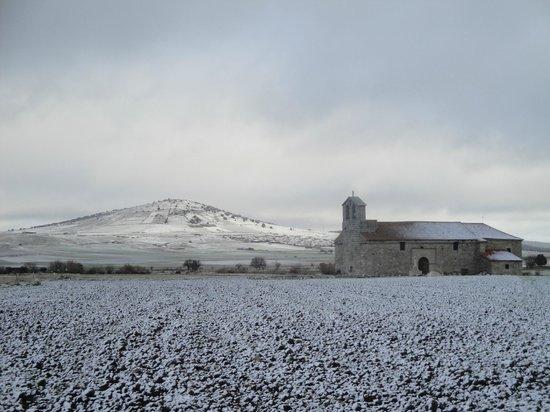 Casa Rural Rioalmar: alrededores de Muñico en enero 2013