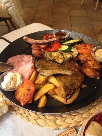 Ristorante Costabella: piatto tipico