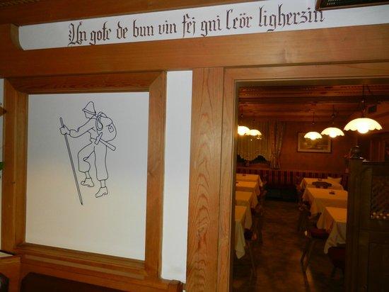 Albergo Gader: Bar